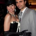 Sara Colohan and Darius Cambell, Cirque du Cabaret