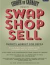 SWAP SHOP SELL Charity Market, Cirque du Cabaret for RSPCA